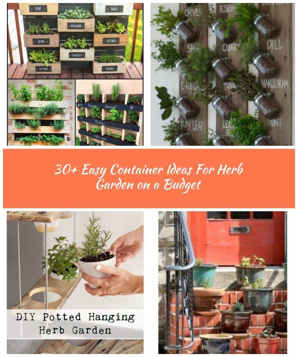 9+ Easy Container Ideas For H windowherbgardens Pallet Vertical ...