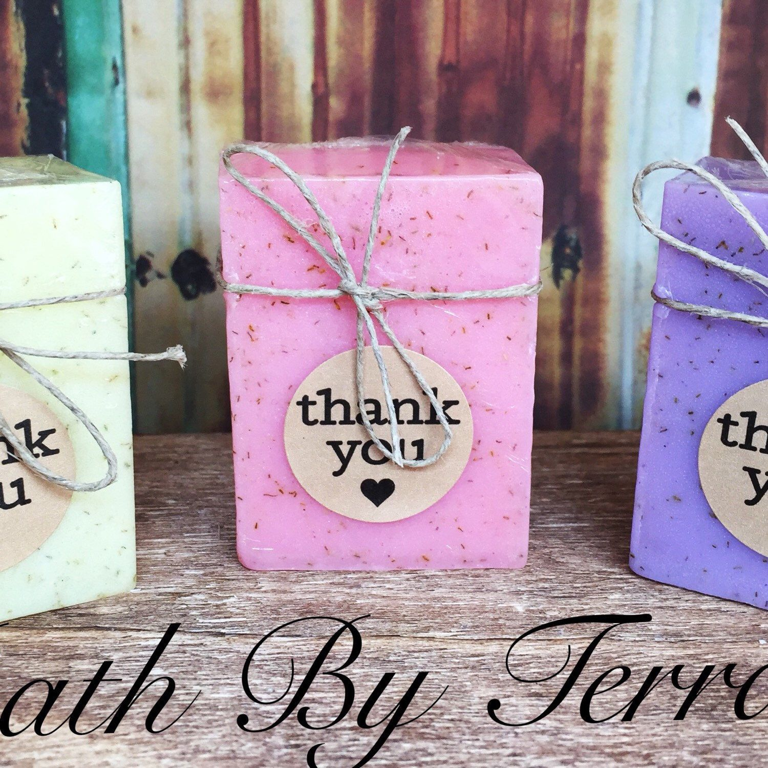 Soap Favors Are A Guest Favorite, Which One Will You