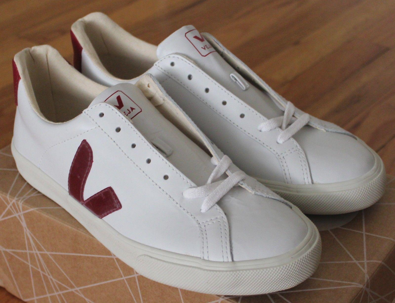 Veja Esplar Sneakers Size 42 White