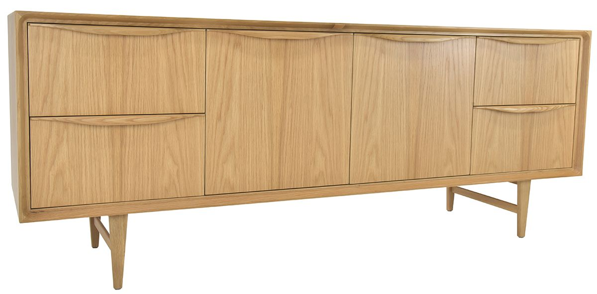 Bakbo Sideboard Oak Sideboard Sideboard Replica Furniture