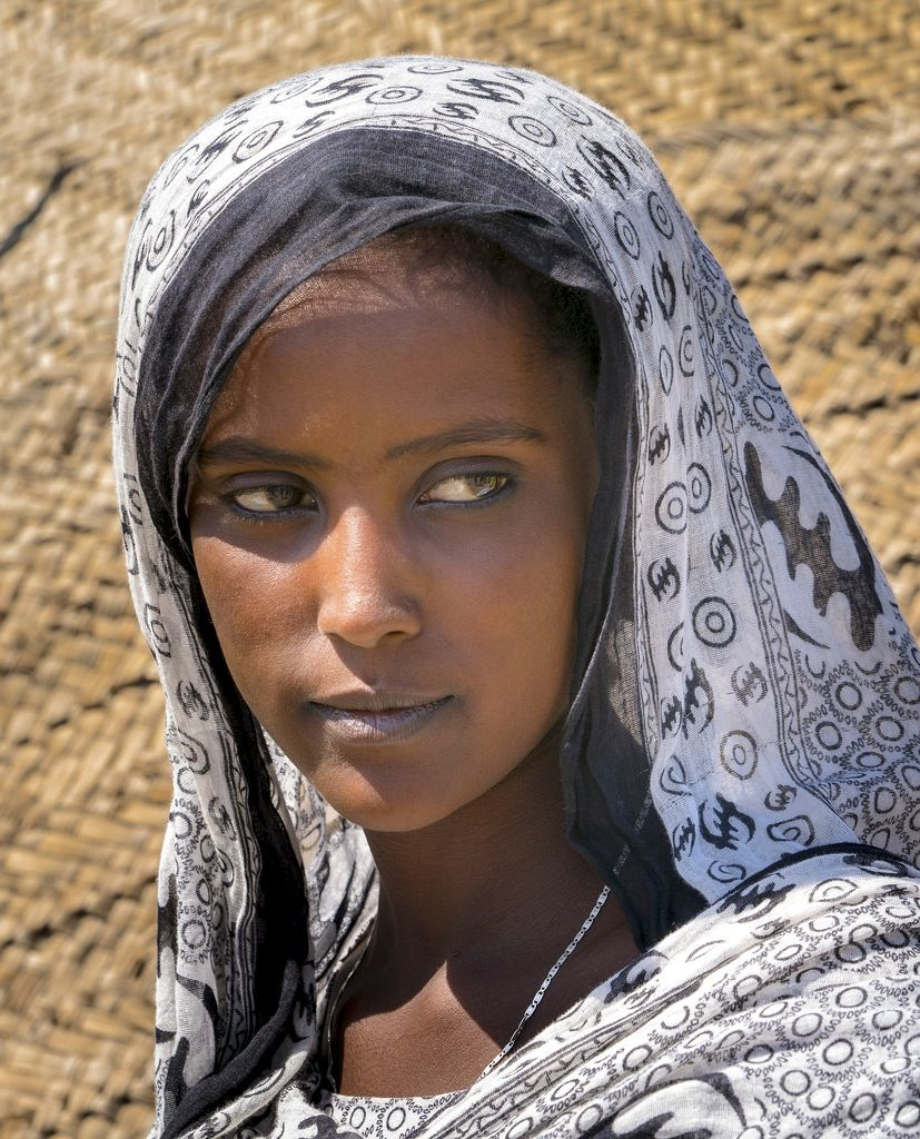 Ethiopian Girl  Places To Visit  Beauty Around The World -2647