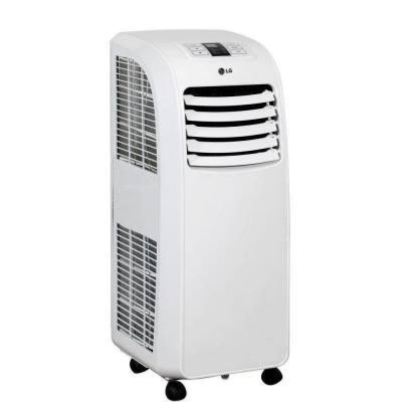 Lg 7 000 Btu Portable Air Conditioner Dehumidifier Portable Air Conditioner