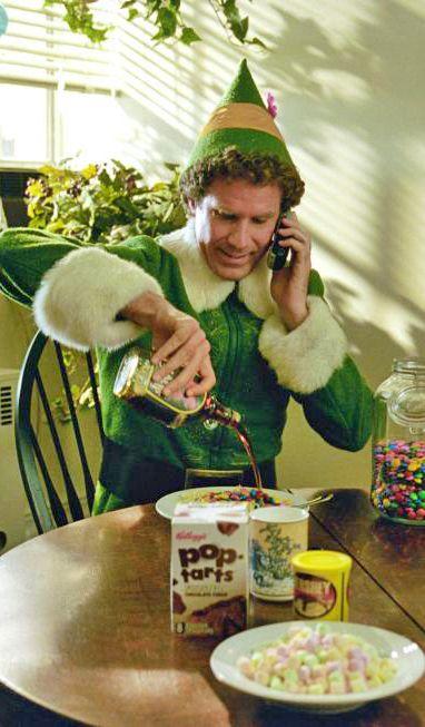 Will Ferrell Elf Elf Movie Xmas Movies Christmas Movies