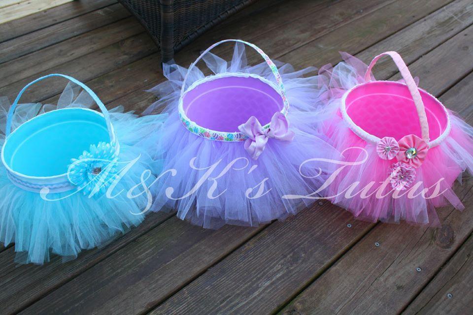 Tutu easter basket i dont have a girl but these are soooooo cute tutu easter basket i dont have a girl but these are soooooo cute negle Images