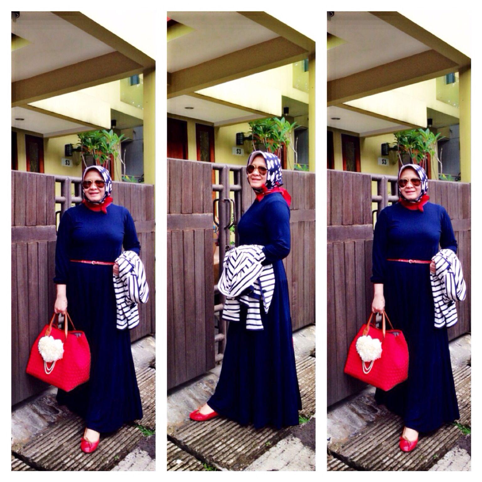 My Hijab..My Style By ArieAnoy In Jakarta
