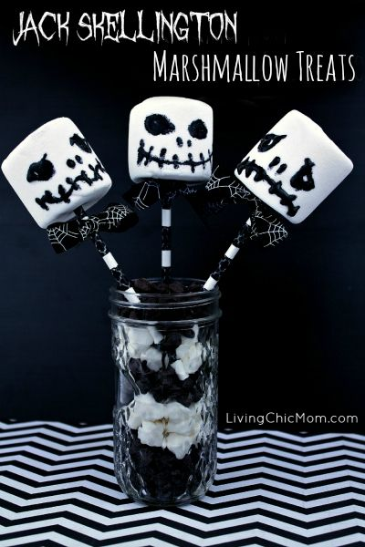 are you a nightmare before christmas fan looking for a great party treat halloween table decor or just fun snack for the kids - Nightmare Before Christmas Party Theme