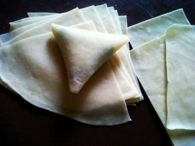 Resep Kulit Samosa Multiguna Homemade Step By Step Oleh Syahla Mom Cuisine Resep Resep Makanan Beku Resep Makanan India