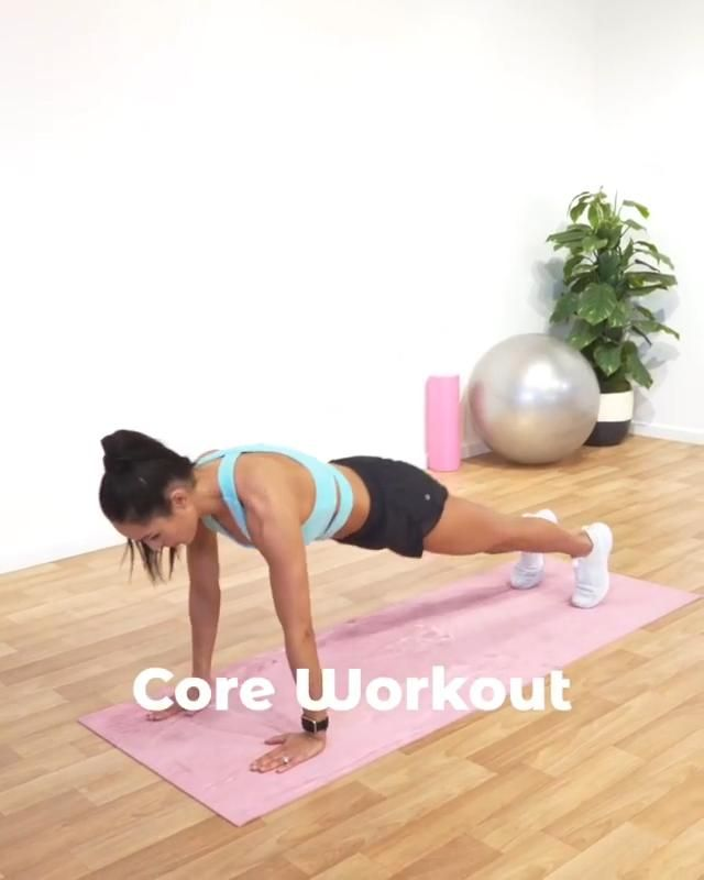 Home Core workout | Find out Exclusive Fitness & weight loss programs for Free��