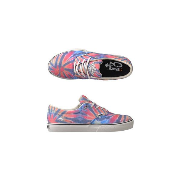 Emerica Reynolds Cruisers Skate 3 Skateboard Shoes | Andrew Reynolds... (1,235 MXN) ❤ liked on Polyvore featuring shoes, sneakers, trainers and vans