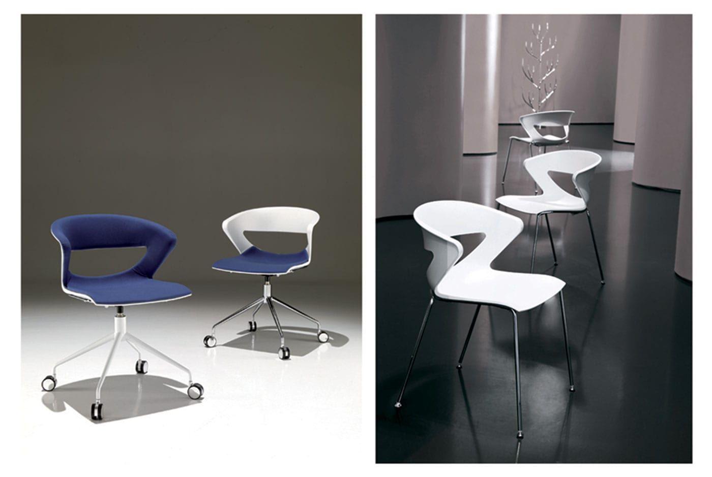 Sedie per ufficio Kikka - IVM Office | Sedia per ufficio ...