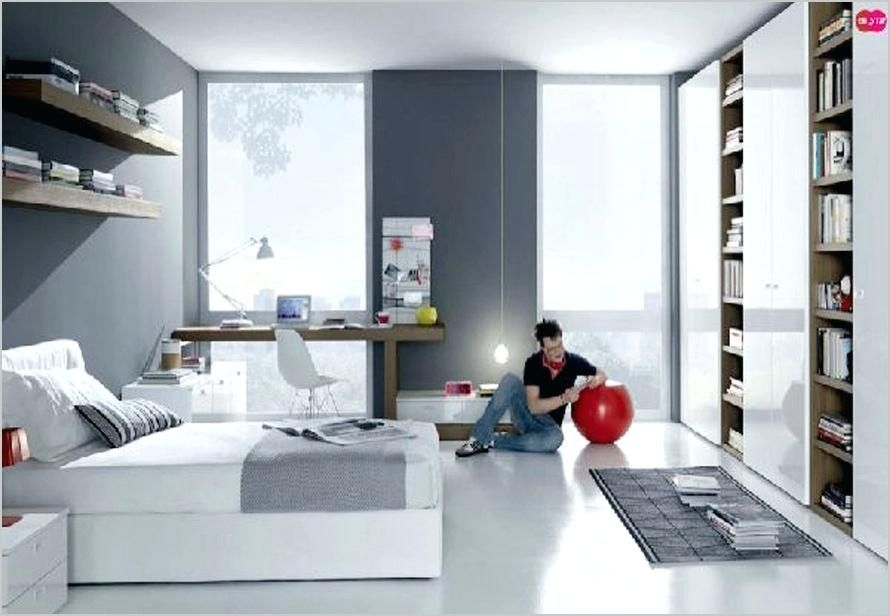 Bedroom Ideas For Young Adults Men Young Male Bedroom Ideas Small For Men  Man U Modern