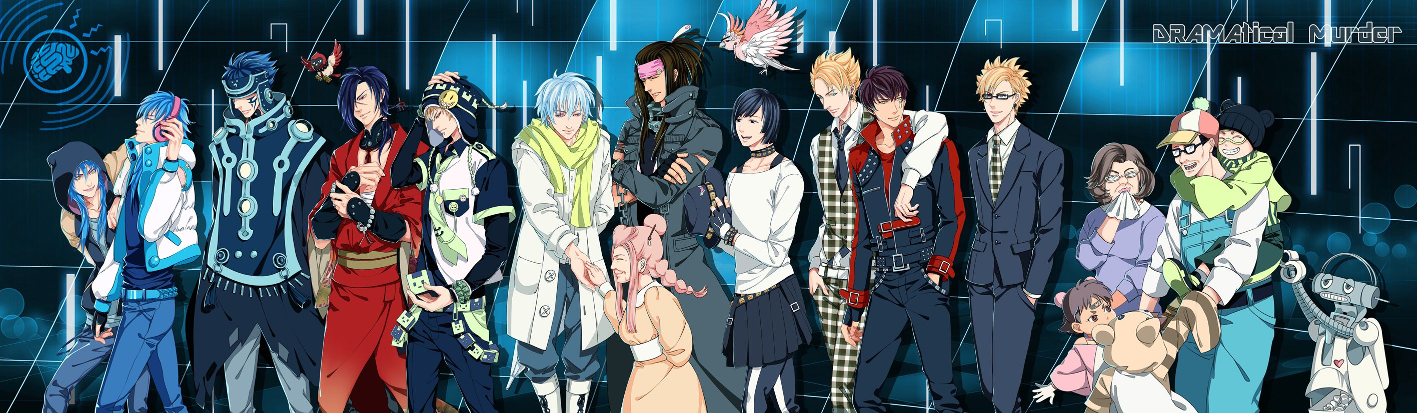 Tags: Fanart, Pixiv, Character Request, Nitro+CHiRAL ...