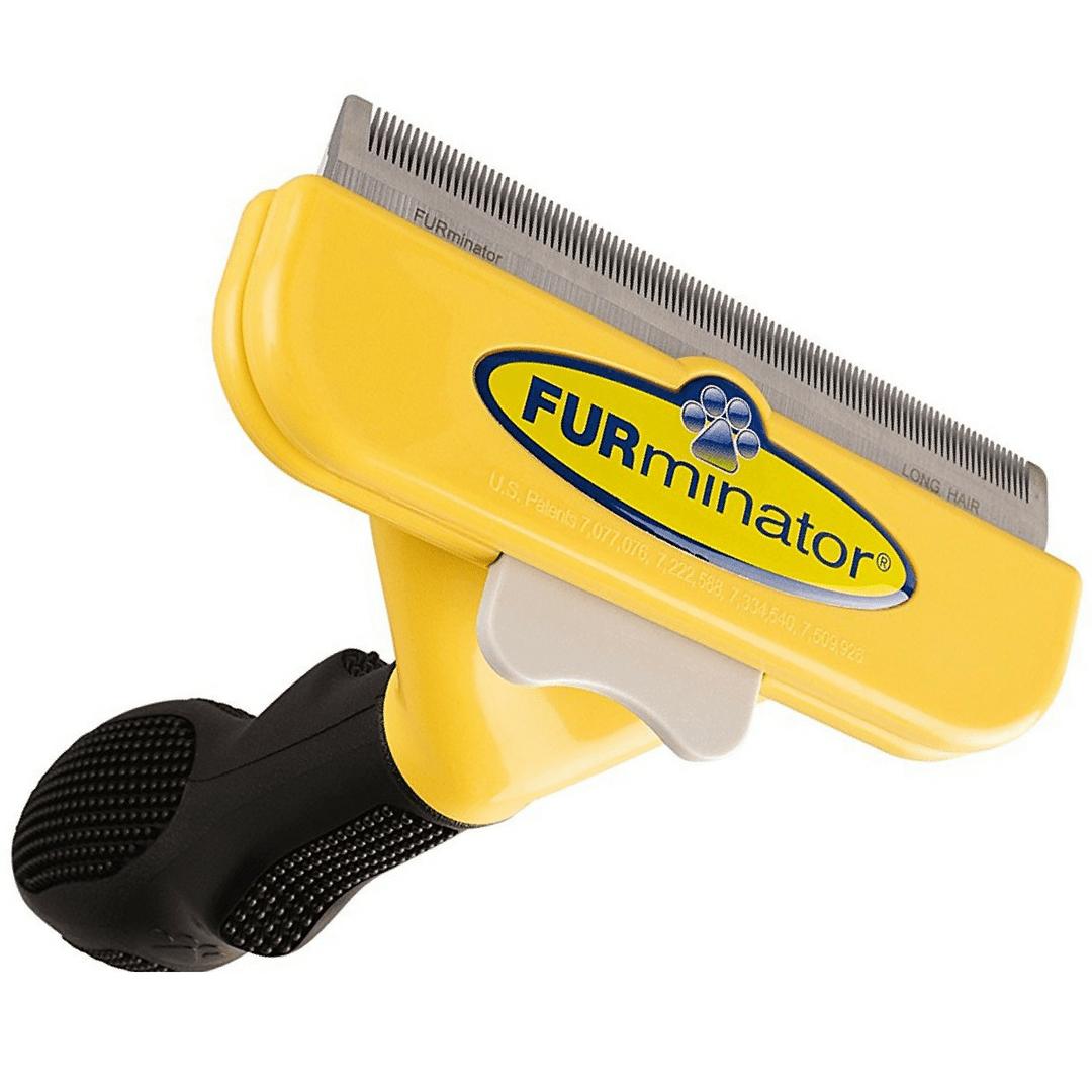 Furminator Deshedding Tool For Dogs Short Medium Or Long Hair Pet Supplies Accessories Pet Supplies Pets