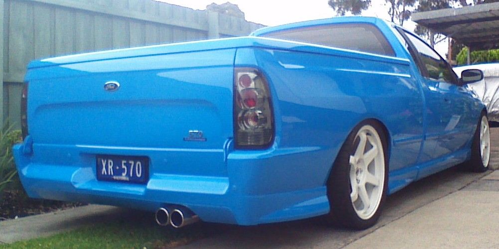 Pin On Ford Hi Performance Cars