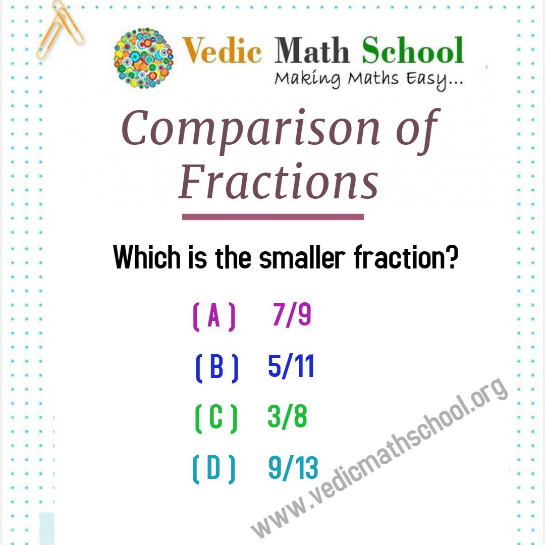 Vedic Math School Puzzles Math School Math Maths Puzzles