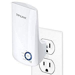 TPLink WiFi Range Extender TLWA850RE Wireless Signal