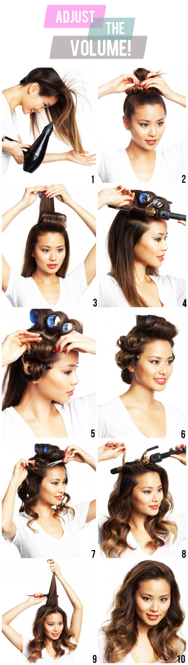 very amiable and very simple diy hairstyle tutorials grad