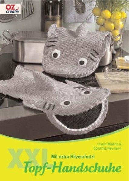 Xxl Topf Handschuhe Oz Creativ Häkeln Pinterest Häkeln