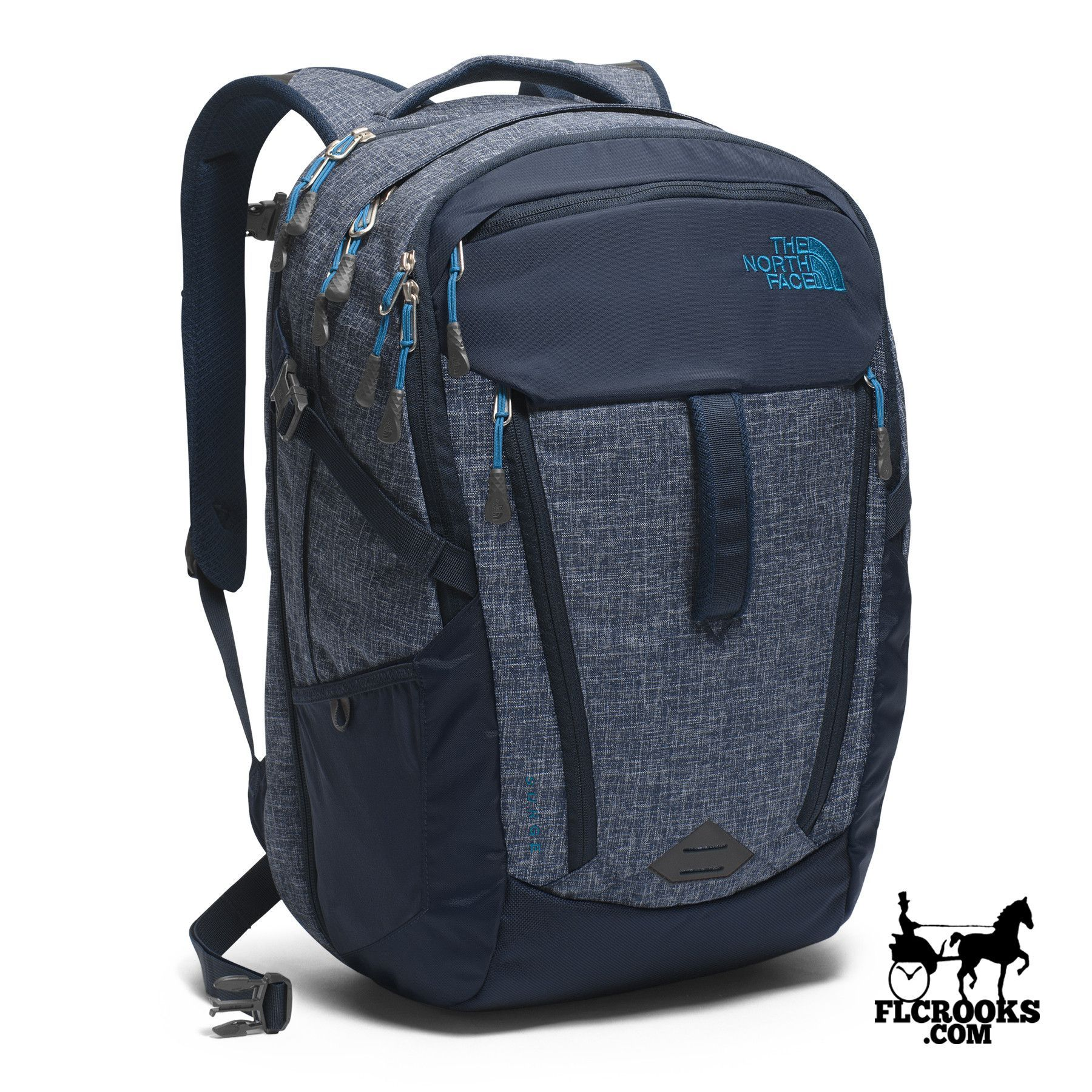 cefdc8310 The North Face Unisex Surge Ii Transit Backpack - CEAGESP