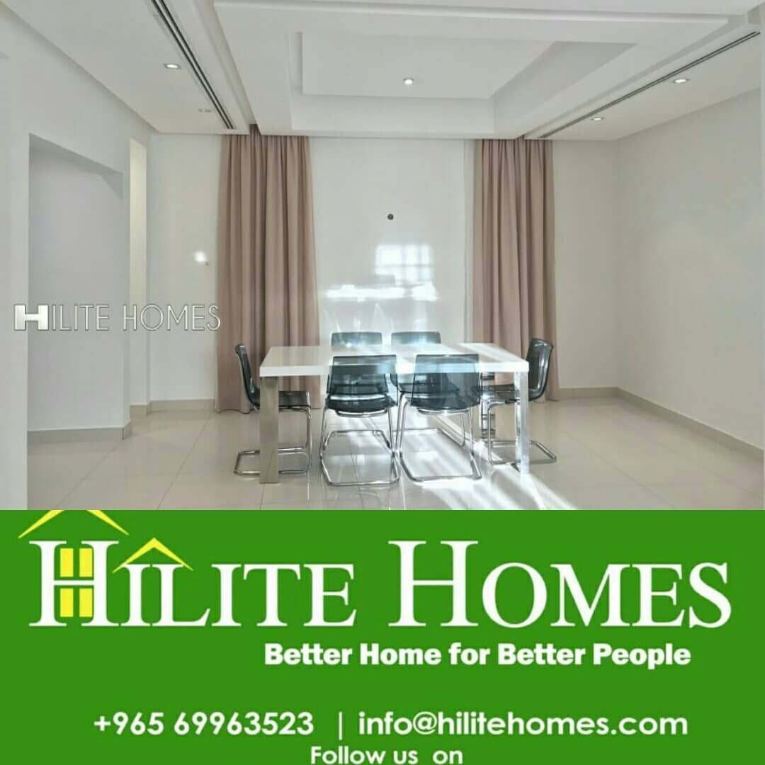 Spacious 3 Bedroom Furnished Apartment In A Compound For