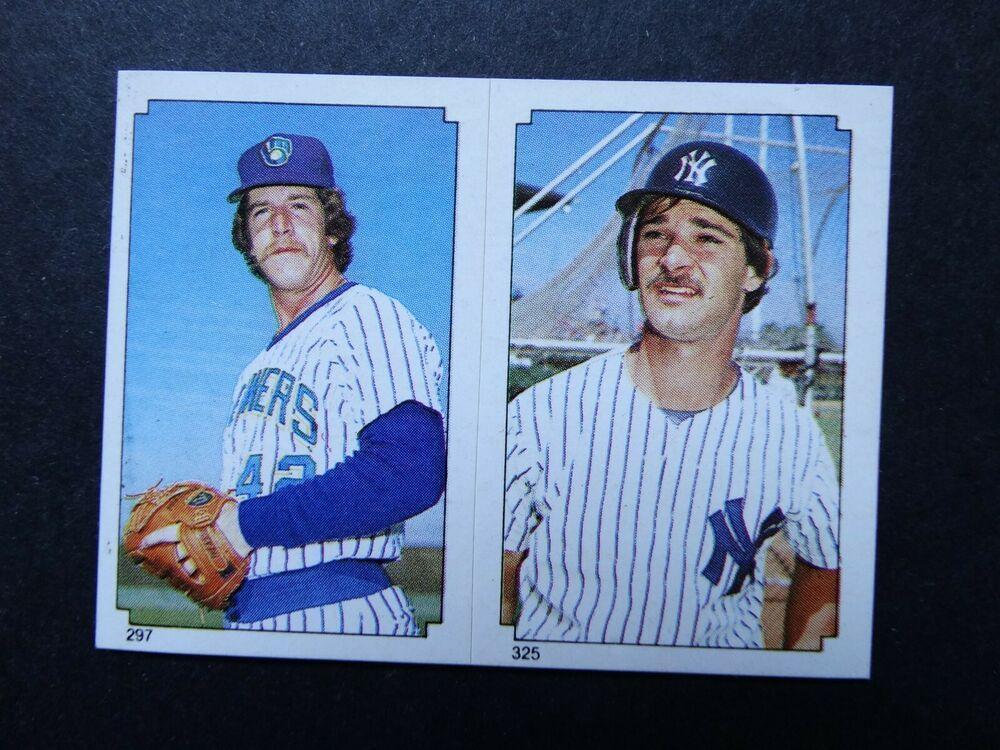 don mattingly baseball card 1987