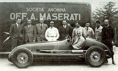 1946 maserati 4CL - Google Search