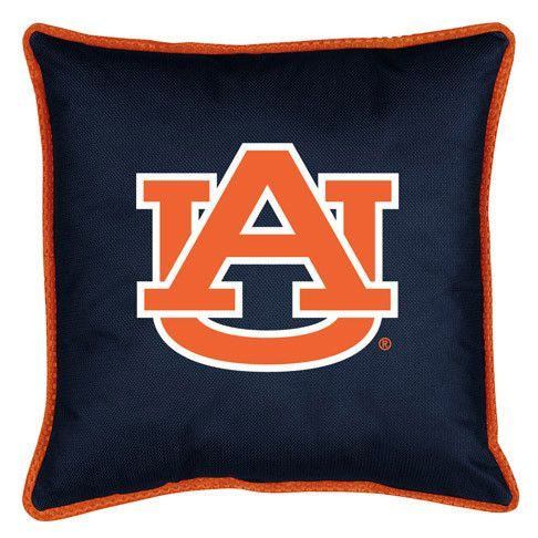 Auburn Tigers Sidelines Accent Pillow