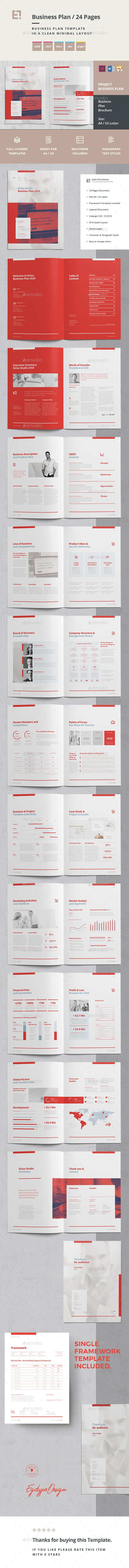 Professional Business Profile Template Business Plan  Business Planning Business Plan Proposal And .