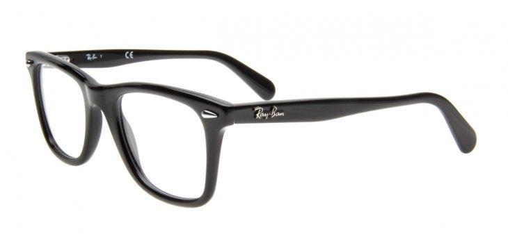 Ray Ban Rb5317 50 Preto 2000 Com Imagens Oculos De Grau