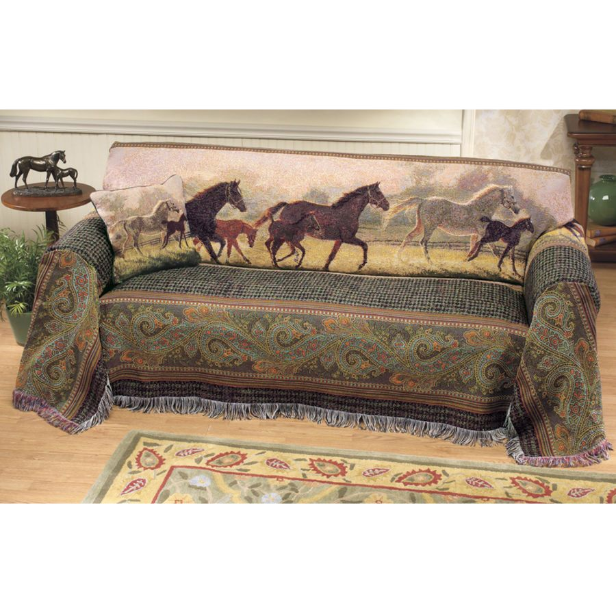 Merveilleux New Hope Sofa Covers   Western Wear, Equestrian Inspired Clothing, Jewelry,  Home Décor, Gifts