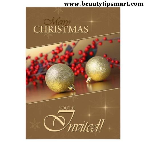 Christmas Invitation Templates!!!