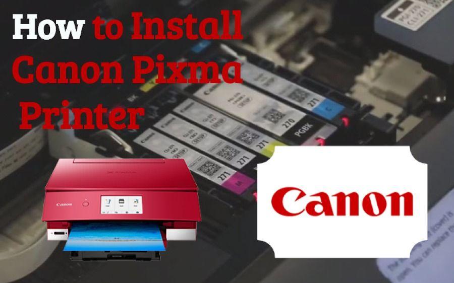 How to setup canon pixma printer Printer, Phone numbers