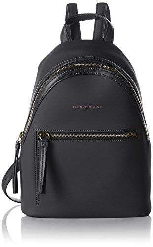 Get The Best Price From European Amazon Tommy Hilfiger Women S Love Tommy Mini Backpack Solid Backpack Black S Womens Backpack Tommy Hilfiger Trending Handbag