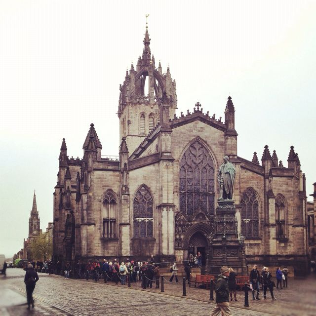 Edinburgh | Catedral St. Giles