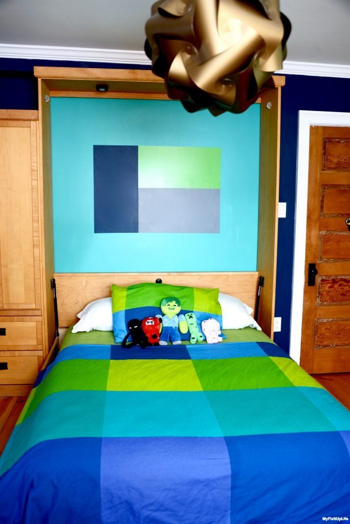 Need a few Minecraft ideas for your kid's bedroom? Here's ...