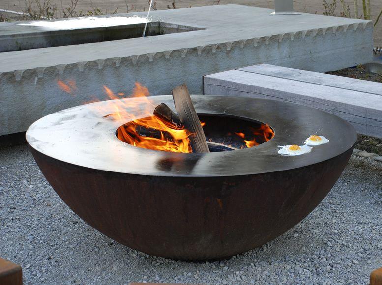 Elegant Feuerring Grilliere U2013 Tschannen Gartenbau Murzelen B. Bern