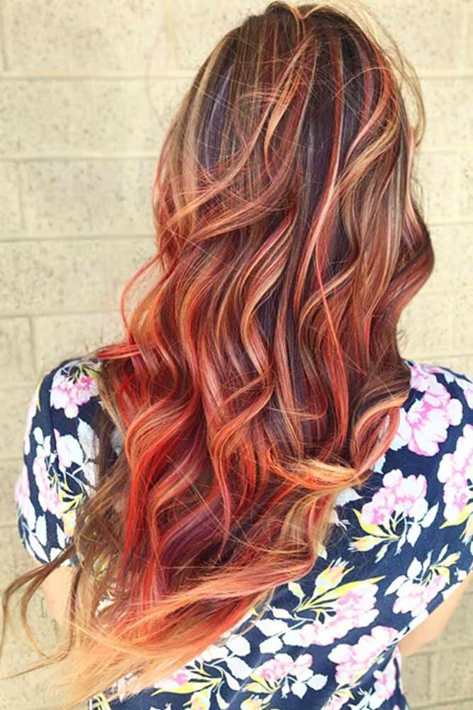 11 Ways And Ideas To Have Fun With Temporary Hair Color Perfect Me