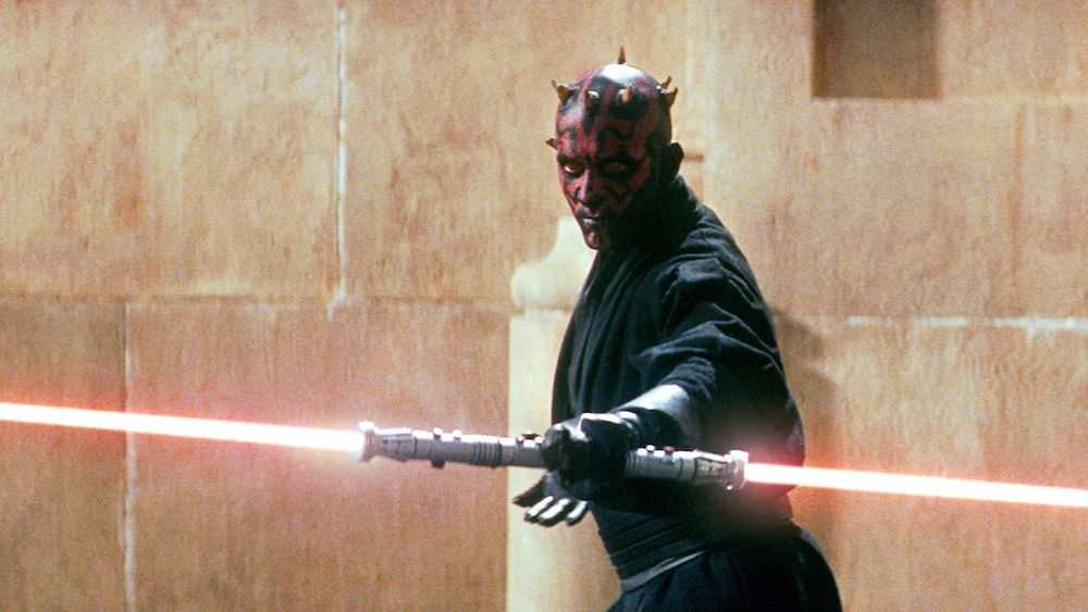 Image result for episode i darth maul