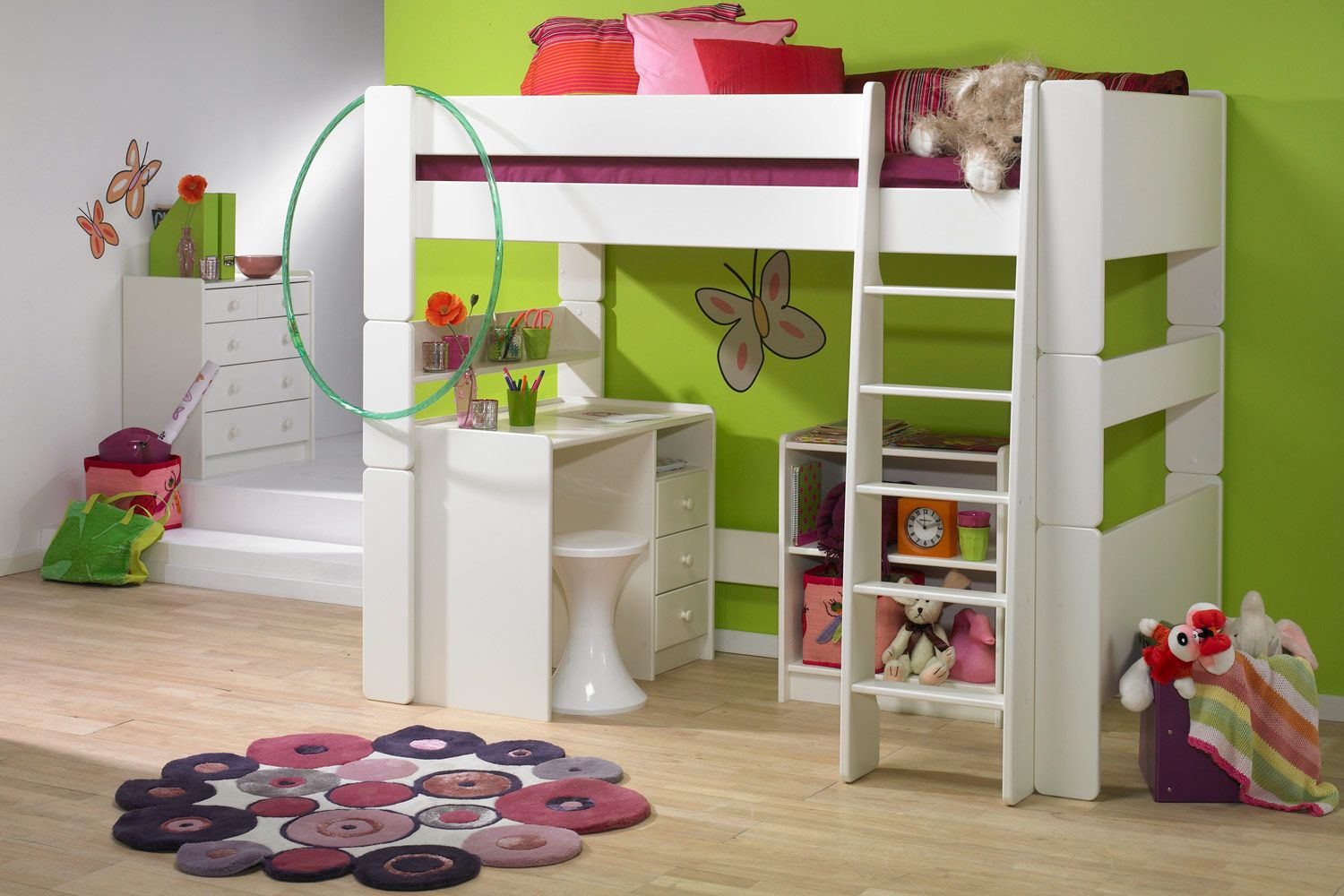 Popsicle High Bed Frame (3ft) from Harvey Norman Ireland