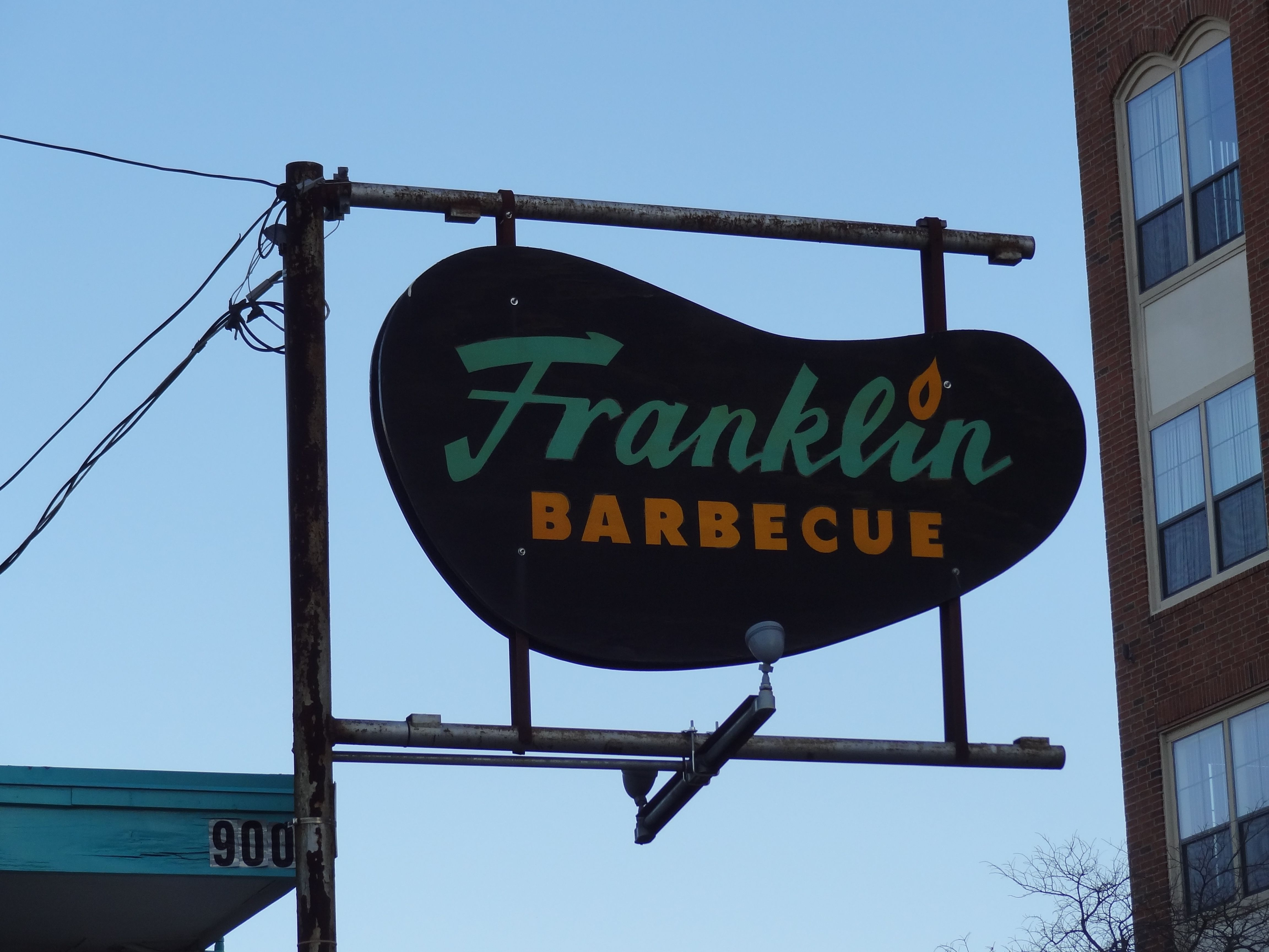 franklin bbq austin tx rated by