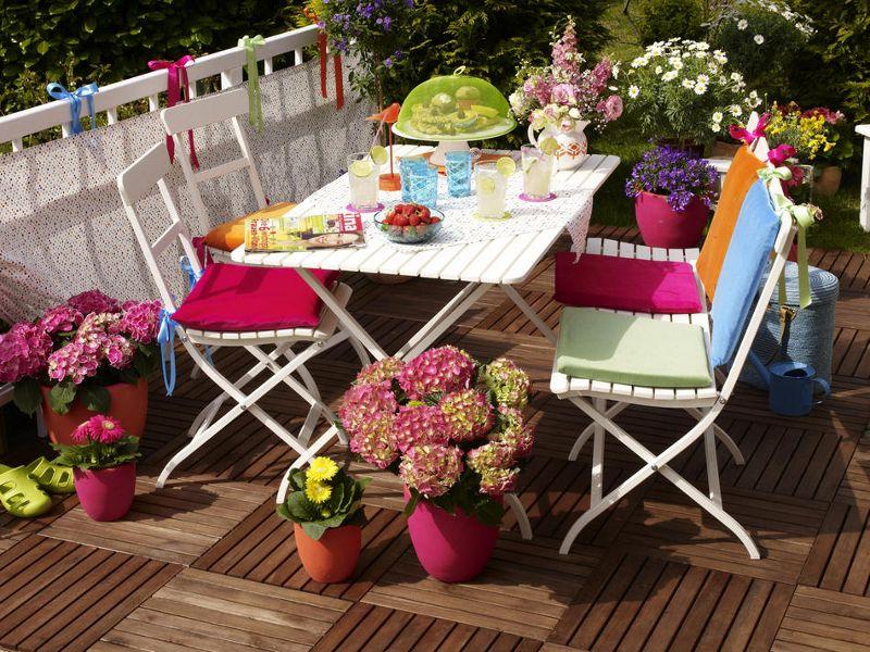 bildergebnis für balkon einrichten | balkon | pinterest | balkon, Gartengerate ideen