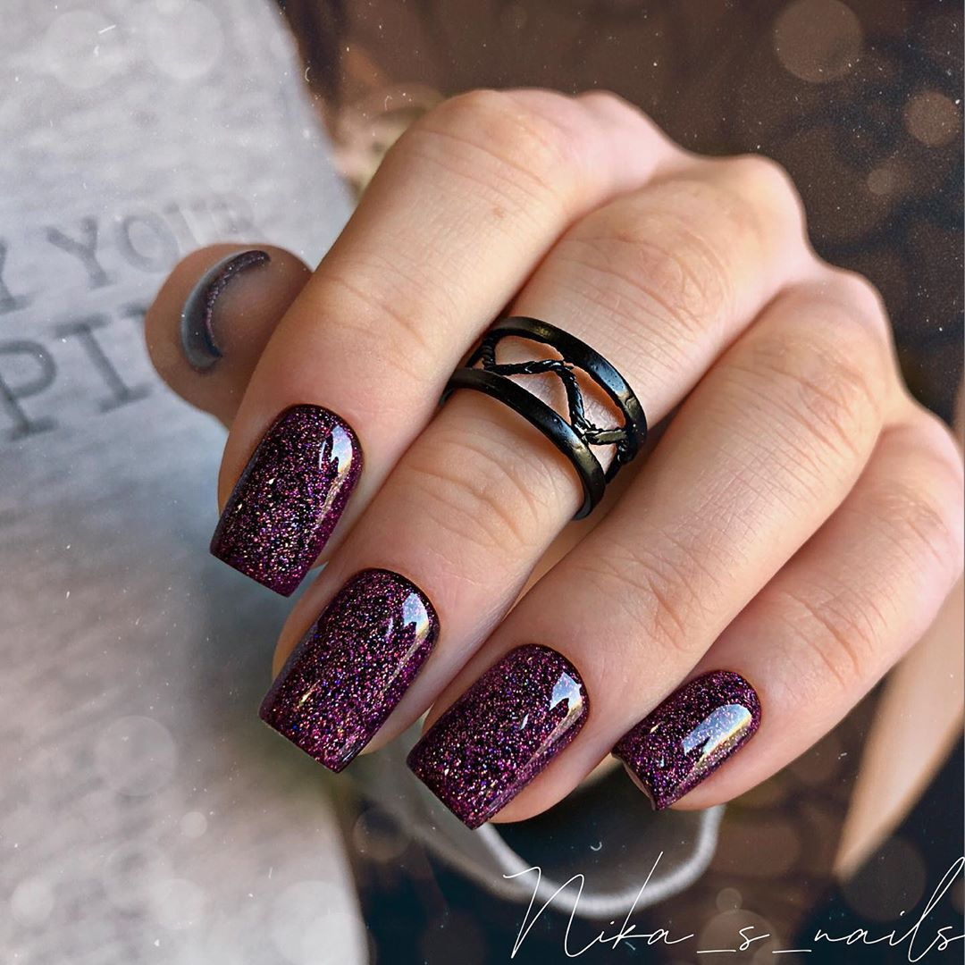 Дизайн ногтей тут! ♥Фото ♥Видео ♥Уроки маникюра in 2020 ...
