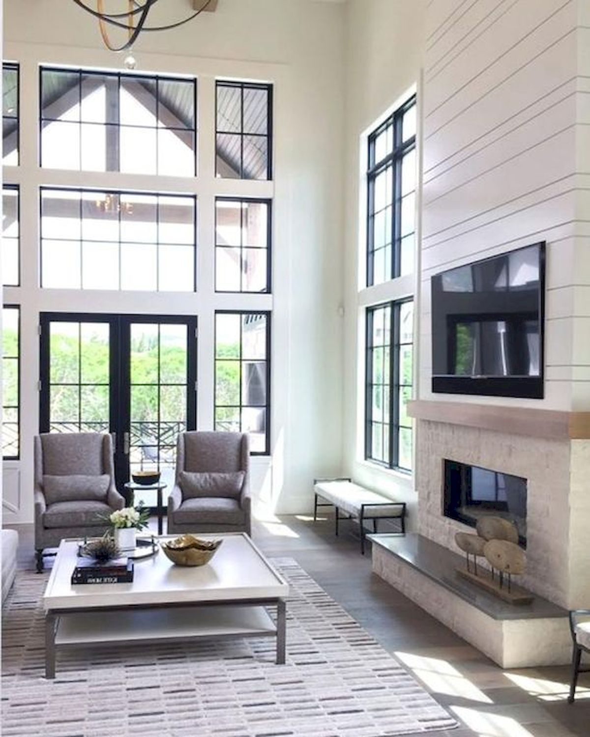 20 Stunning Farmhouse Windows Decor Ideas Cadence News Modern Farmhouse Living Room Decor Farm House Living Room Modern Farmhouse Living Room