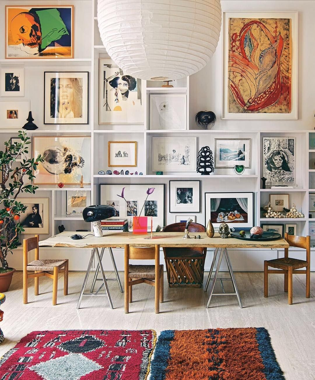 Office Eclectic Room: Pin By Jennica Hillicoss On Pole Building Interiors In