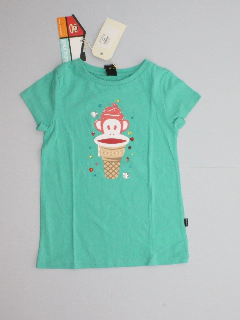 on sale 1aec0 279e2 T-shirt bambina Paul Frank | Armadio Verde Collection ...