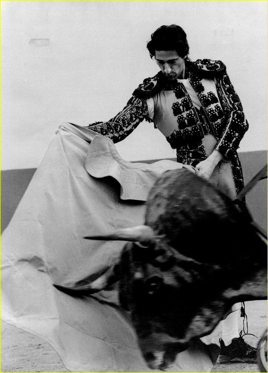 Adrien Brody as Manolete El mas grande