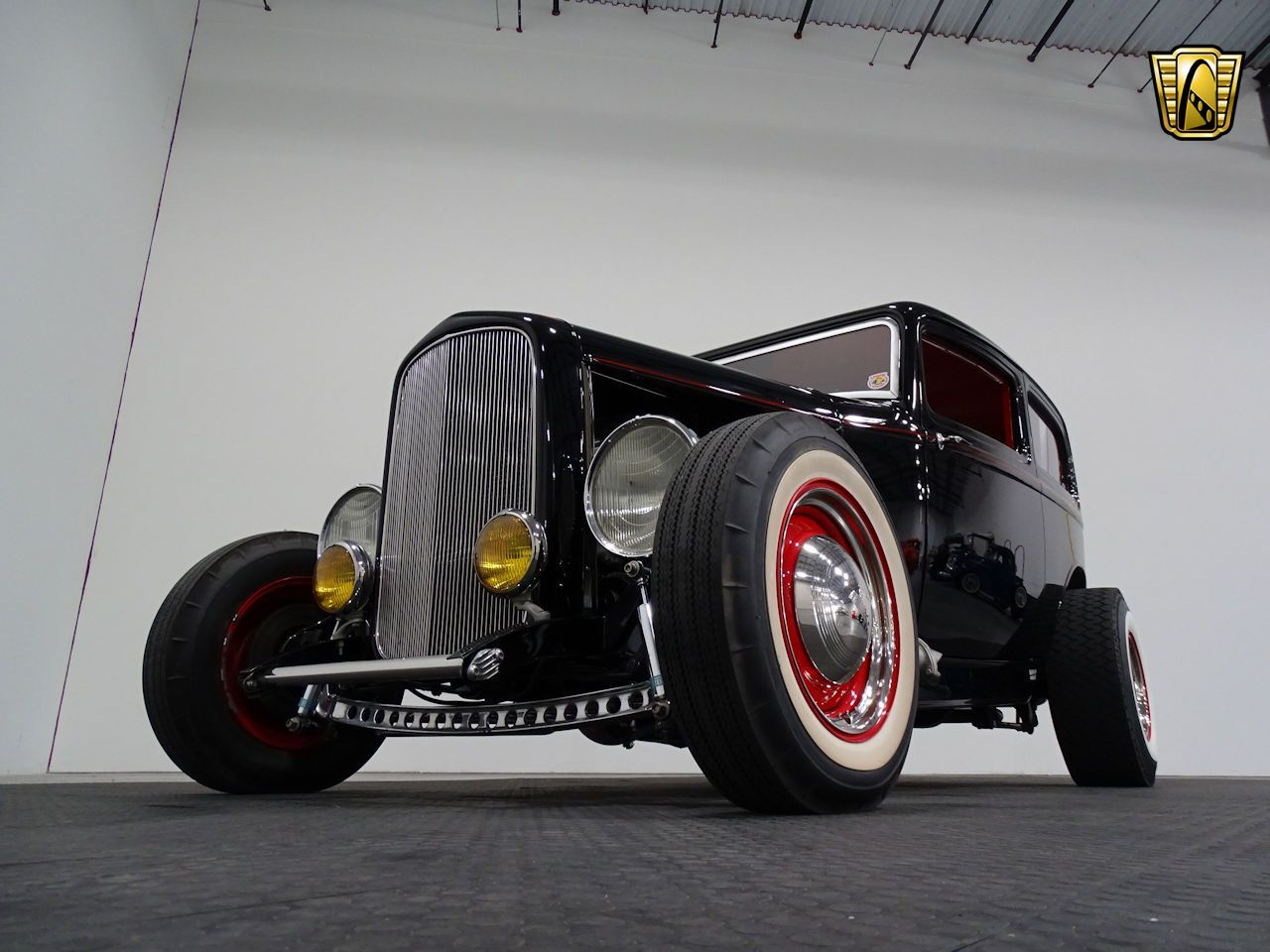 For sale in our Houston, Texas showroom is a Black Sedan Coupe 392 ...