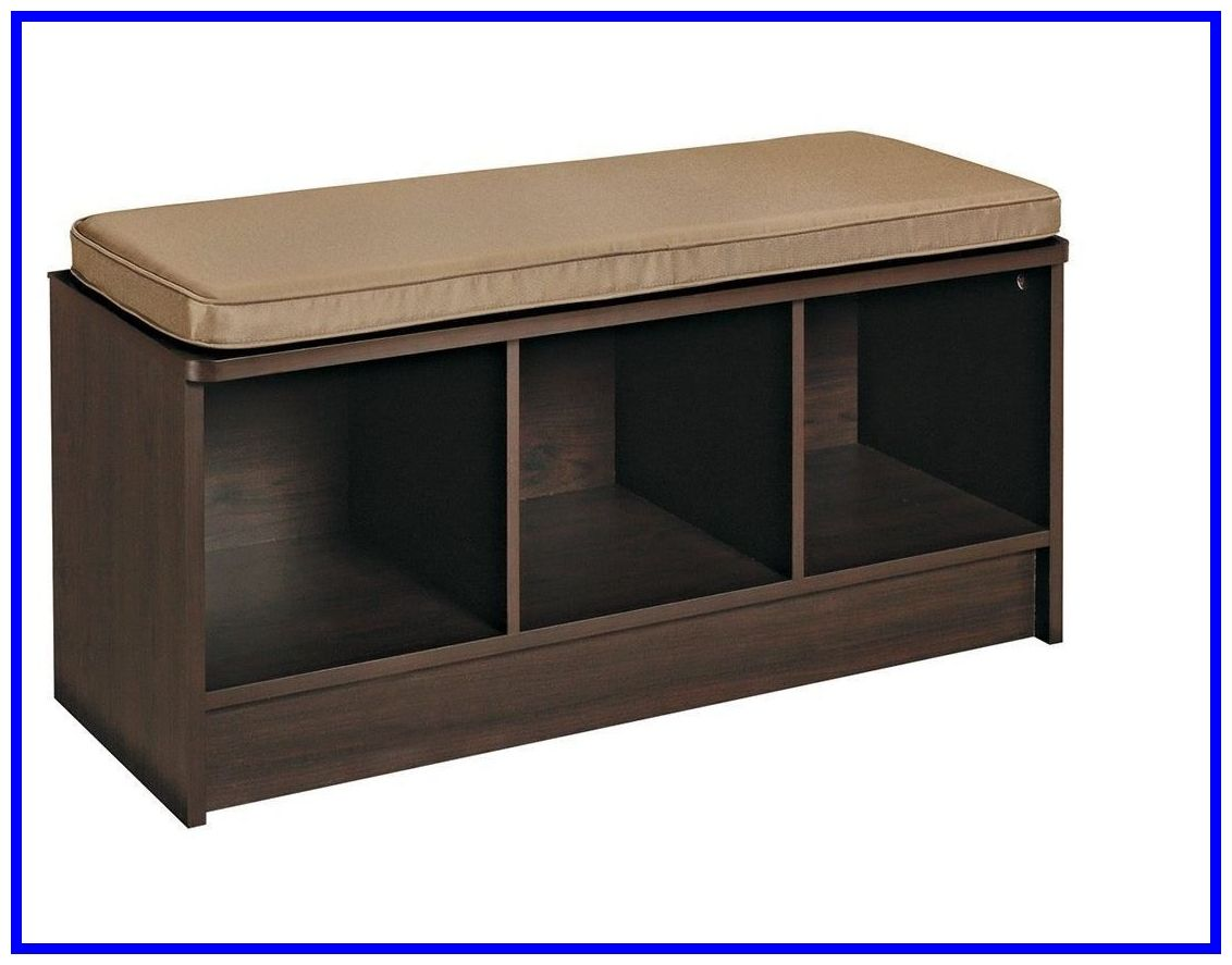 36 Reference Of Long Storage Bench With Cushion In 2020 Storage Bench With Cushion Cube Storage Bench Wood Storage Bench
