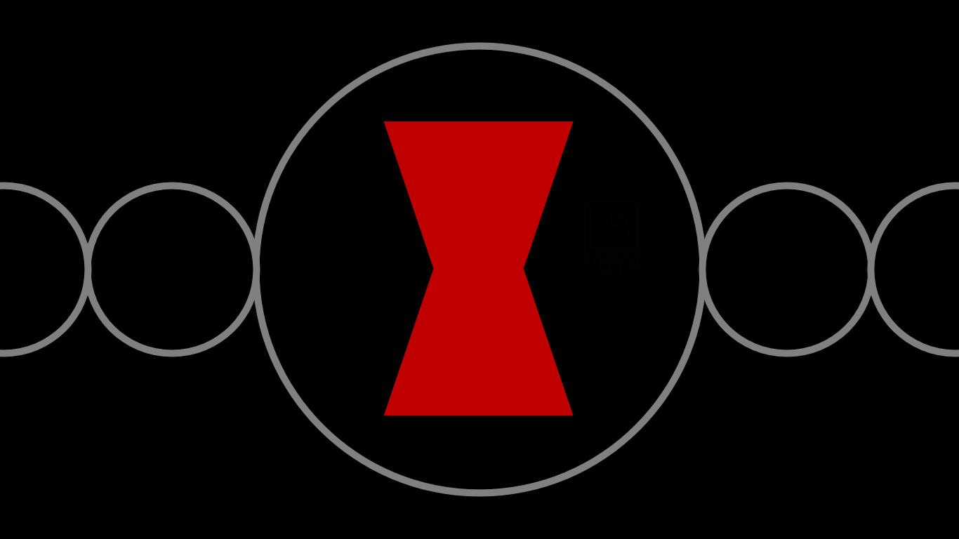 Black Widow Logo Wallpaper For Windows Cja Moving Wallpapers Black Widow Symbol Black Widow Marvel Black Widow