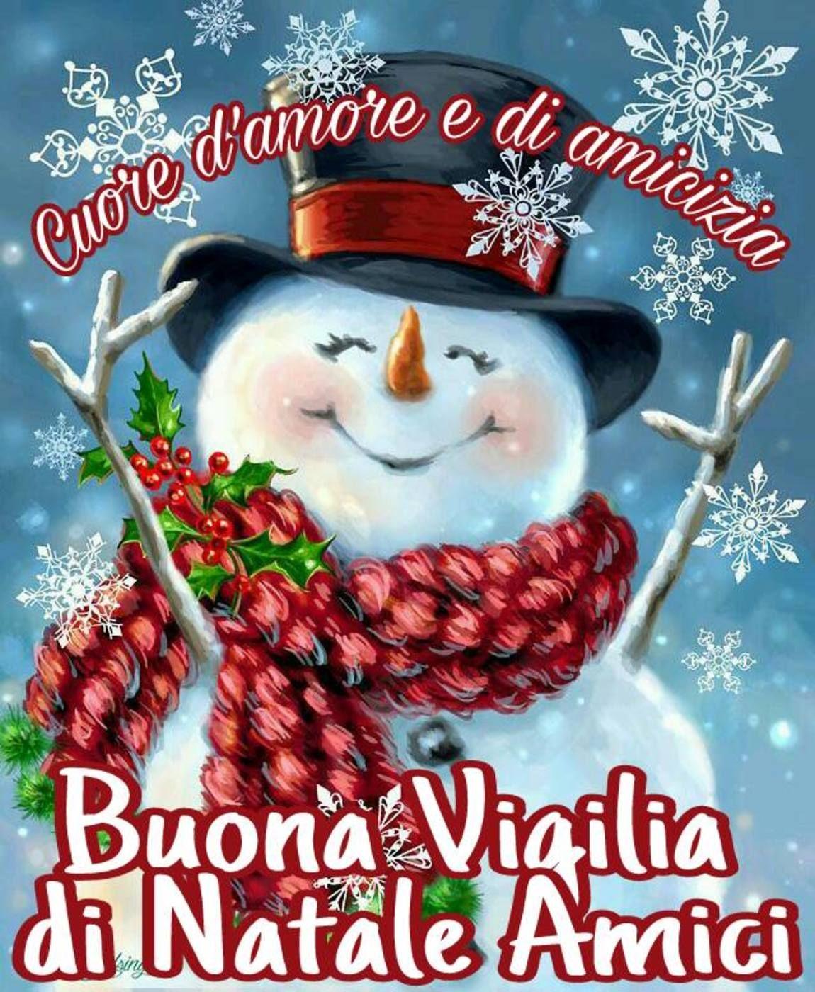 Frasi Per Augurare Buona Vigilia Di Natale.Buona Vigilia Di Natale 2 Christmas Wishes Christmas Christmas Ornaments